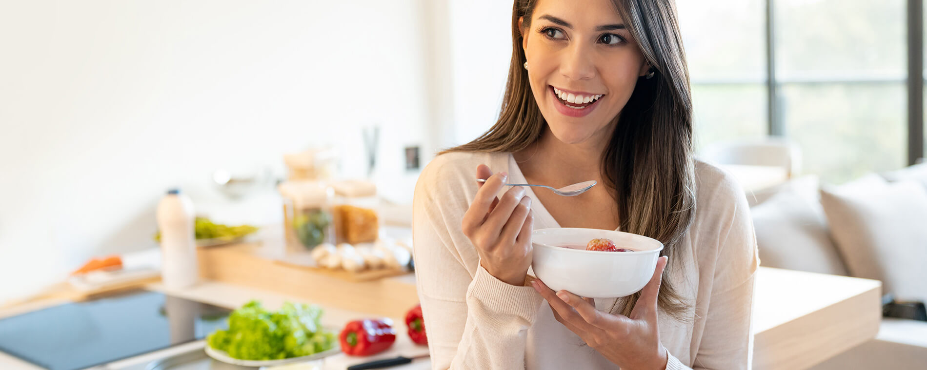 Wissenswertes über<br>Laktoseintoleranz