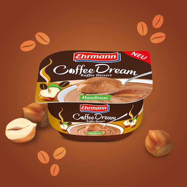 Ein Traum für Kaffeedessert-Liebhaber.