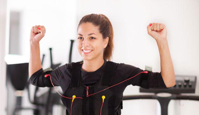 Sport und Strom – eine elektrisierende Kombination.